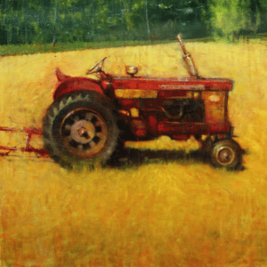 This is How We Roll - 20 x 20 - Oil