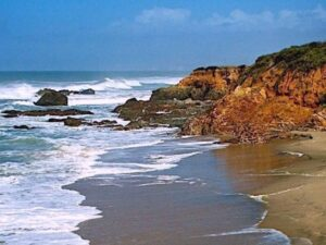 Photo - San Mateo Coast at Pescadero