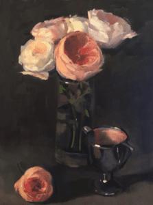"""Still Life Study"" by Ann Feldman"