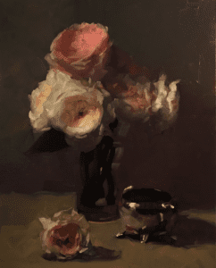 """Still Life Study"" by Dennis Perrin Photo Courtesy of Sherri Burritt"