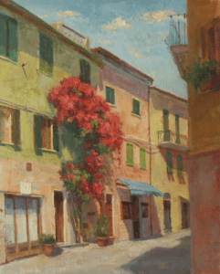 """Riposo in Elba"" by Karen Leoni"