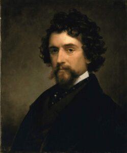 Charles Loring Elliott 1857 Mathew B. Brady