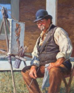 Frontier Artist, Fort Concho