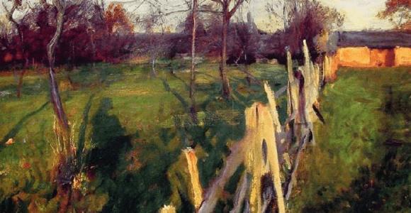 John Singer Sargent: <br />Nascent Modernist?