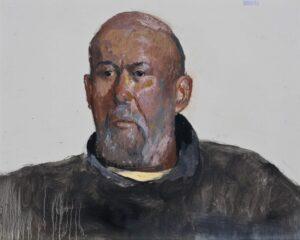 """""""Portrait of Trevor"""" By Albert Handell Oil - 16""""x20"""""""